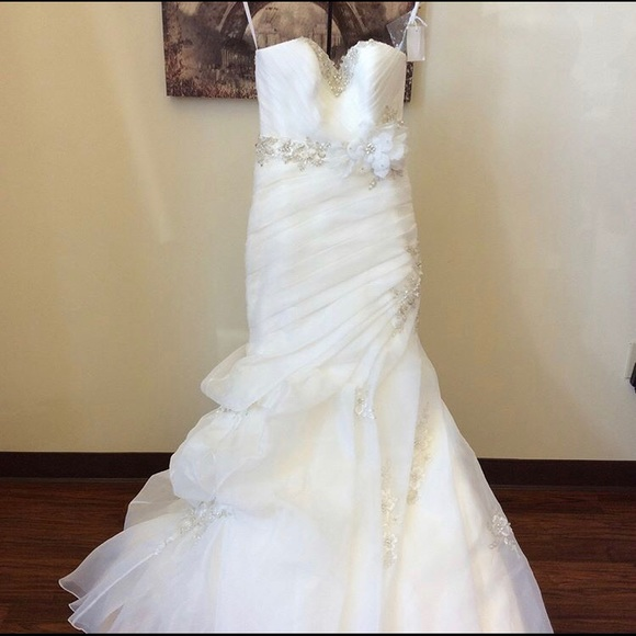 Dresses Beautiful Preowned Wedding Gown Poshmark